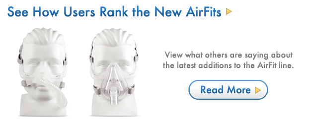 See How Users Rank the New AirFits
