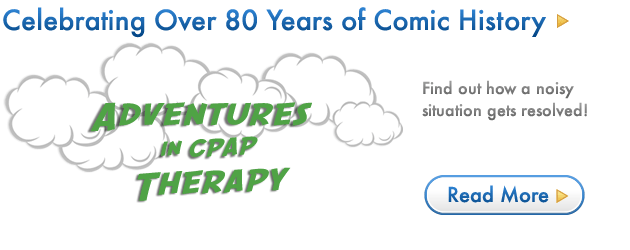 The Adventures in CPAP Therapy