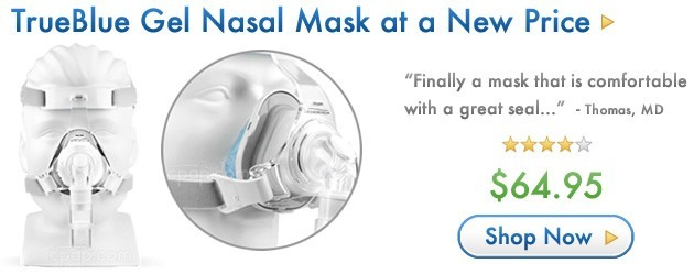 The TrueBlue Mask Now $64.95